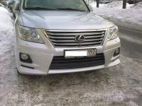 Обвес Luxury Sport Lexus LX570
