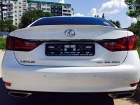 Спойлер на багажник Lexus GS IV