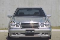 Обвес Wald на Mercedes w210
