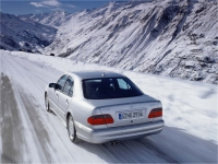Задний бампер AMG е55 Mercedes W210