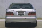 Задний бампер Wald Mercedes 210