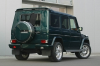 Спойлер Brabus Mercedes w463