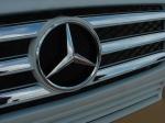 Решетка радиатора Mercedes 5.5 amg