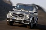 Расширители арок G55 G63 Mercedes w463