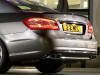 Спойлер на багажник Mercedes w212