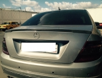 Спойлер Performance на багажник Mercedes w204