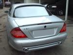 Спойлер на стекло Mercedes CL 215