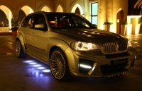 Обвес G-power Bmw e70