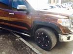 Расширители арок Bushwaker Toyota Tundra 2013→