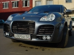 Капот TechArt Cayenne 955