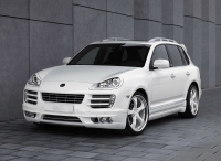 Передняя юбка TechArt Cayenne 957