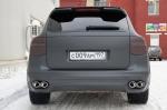 Спойлер GTS Cayenne 957
