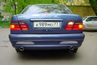 Обвес Lorinser Mercedes w210