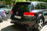 Обвес Je Design VW Touareg дорестайлинг