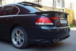 Спойлер на багажник Bmw e65