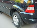 Расширители арок Amg Mercedes W163