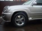 Обвес Sport Toyota LC100