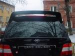 Спойлер на 5-ую дверь Lexus LX470