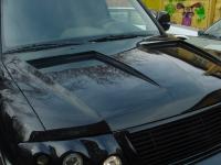 Эксклюзивный капот Mitsubishi Pajero 3