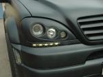 Разнесенная оптика Mercedes W163