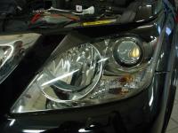 Реснички фар Lexus LX570