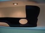 Юбка переднего бампера Amg