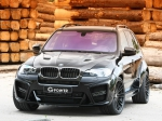 Капот G-power Bmw e70