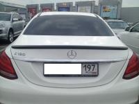 Спойлер AMG на багажник Mercedes w205