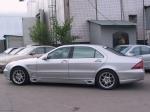 Обвес Lorinser Edition F01 Mercedes w220