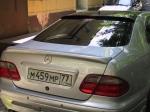 Обвес Lorinser Mercedes w208