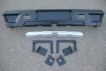 Задний бампер 6.3 amg Mercedes w463