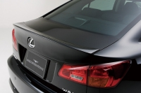 Спойлер Wald на багажник Lexus IS250