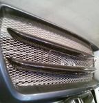 Решетка радиатора Jaos LC200