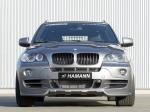 Юбка переднего бампера Hamann BMW e70