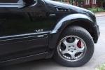 Расширители арок Brabus Mercedes W163