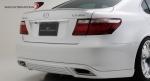 Спойлер на багажник Lexus LS